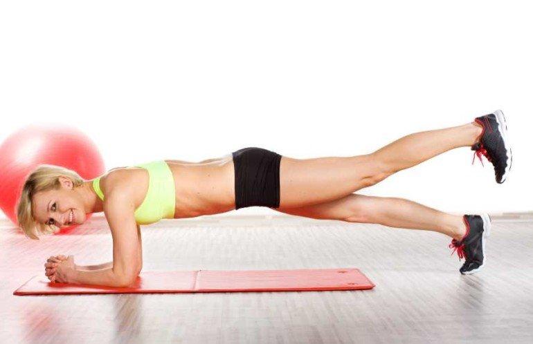 Какие упражнения самые действенные для живота и боков