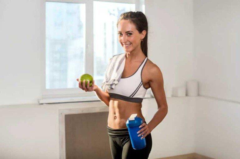 Зачем ходить в спортзал, если вес уходит и без тренировок