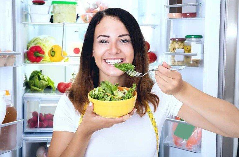 Как держать вес под контролем после успешной диеты