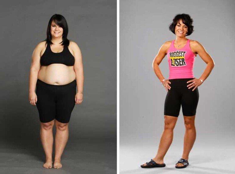 Кто из похудевших рискует набрать вес обратно в течение года