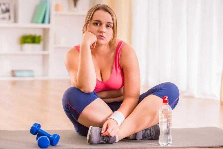 5 причин почему спорт не поможет вам похудеть