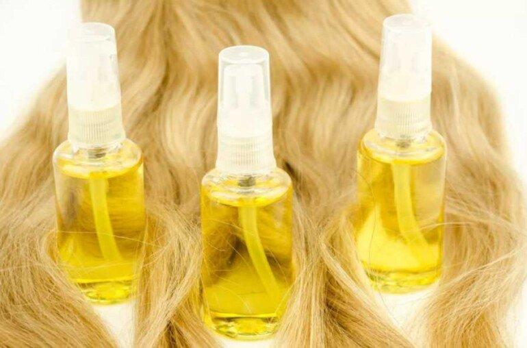 Как вылечить посеченные волосы фруктово-масляной маской, приготовленной своими руками
