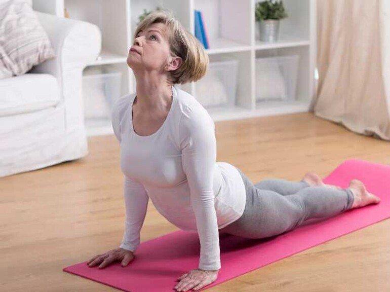 Как развить гибкость в зрелом возрасте и сделать фигуру изящнее