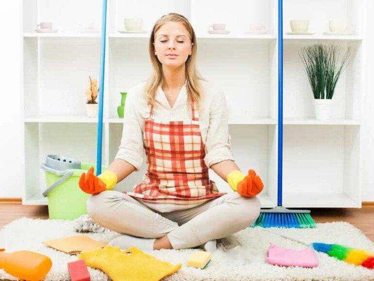 Как превратить домашние хлопоты в полноценную тренировку для похудения