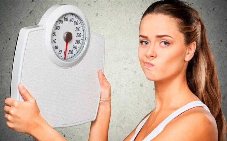 5 причин почему сброшенный вес быстро возвращается назад