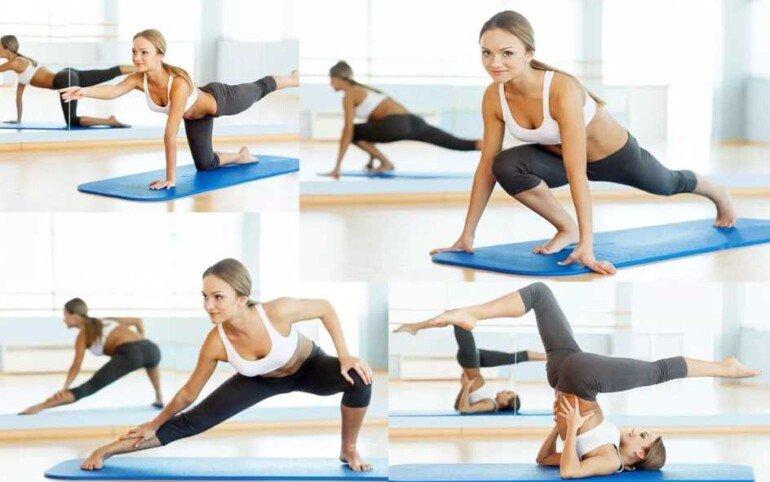 Советы упражнений на растяжку для новичков, которые сделают фигуру точеной