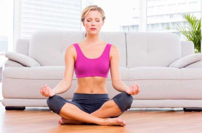Как сжечь лишние калории с помощью дыхательной гимнастики