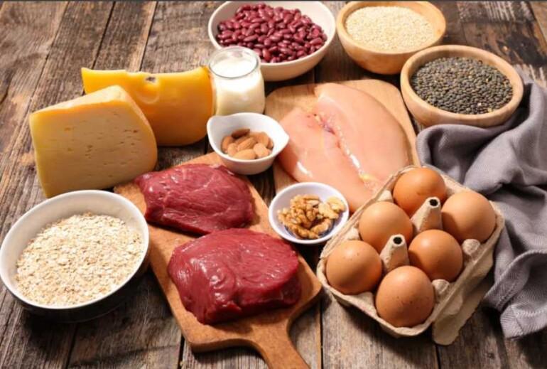Белковая диета для «сушки» тела как выручалочка перед отпуском