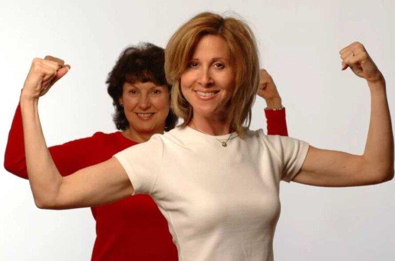 Как взять себя в руки и стать стройнее тем, кому за 50