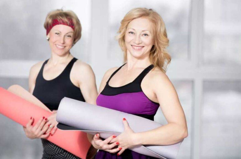 Как быстро похудеть и поддерживать форму после 60 лет