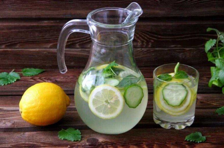 Лимонная вода для похудения: 5 мифов и один важный факт