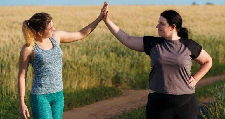Как худеть женщинам после 50 с помощью интервального бега
