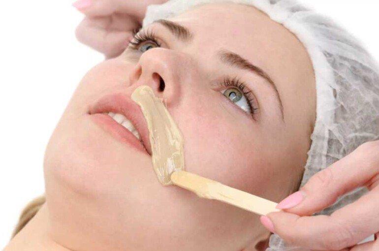 Как избавиться от волосков над верхней губой домашними средствами