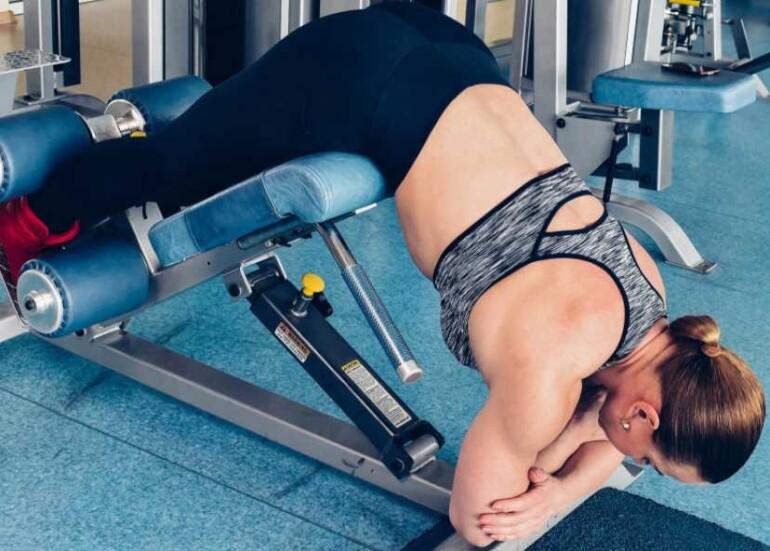5 самых бесполезных упражнений, которые советуют делать худеющим
