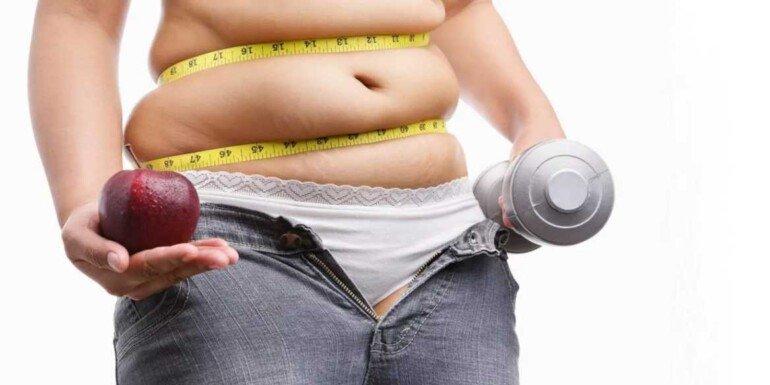 5 неприятных последствий для кожи при быстром похудении и совет, как их избежать