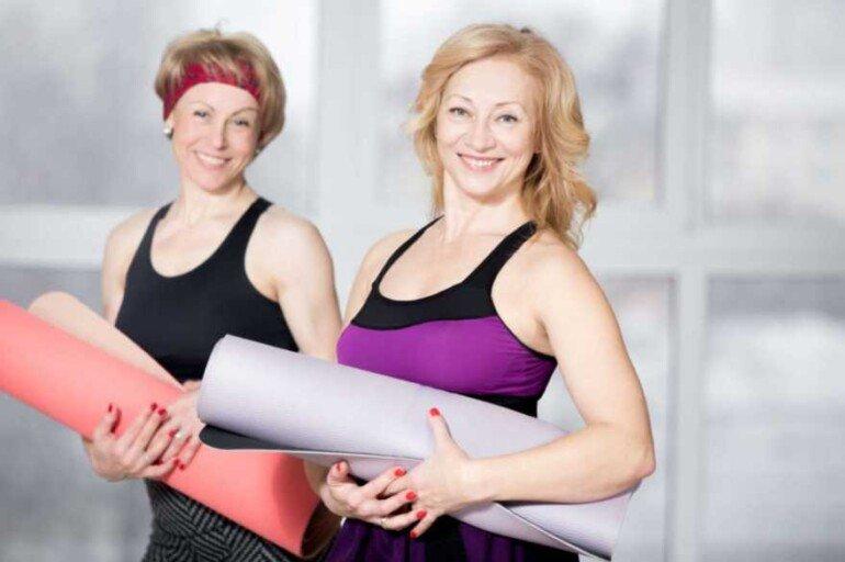 10 советов для тех, кто худеет после 50 лет