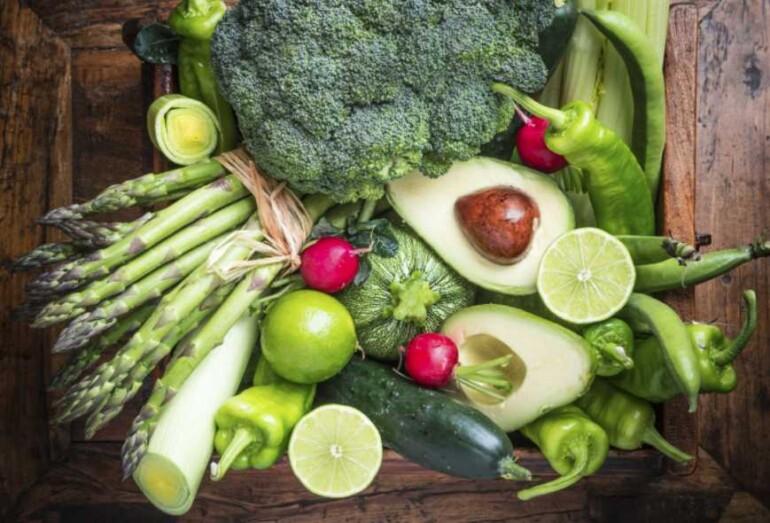 Польза вегетарианской диеты для организма