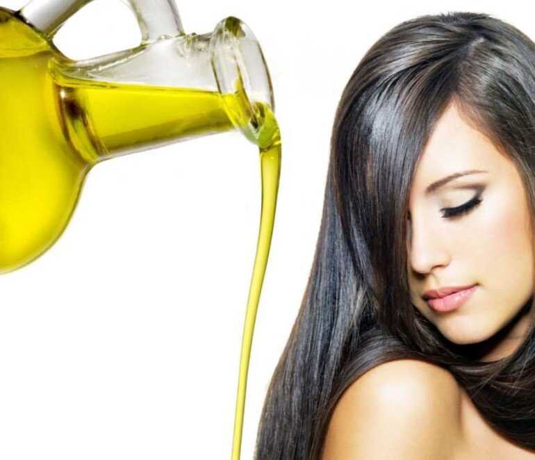 5 масок для волос с репейным маслом