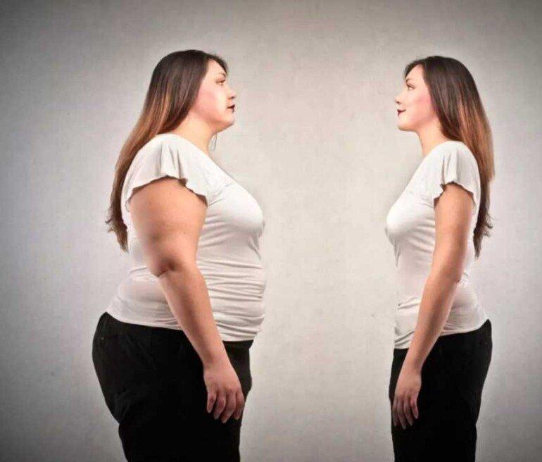 Почему живот начинает расти даже у худых и стройных женщин