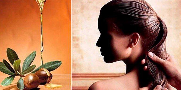 Масло арганы применение для лица и волос