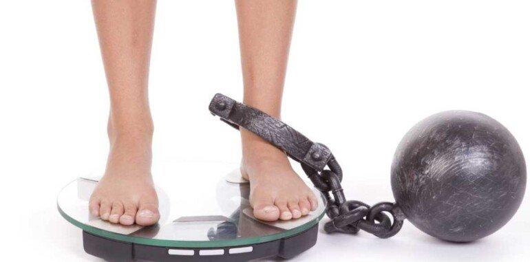 Вес не уходит! - 6 главных причин