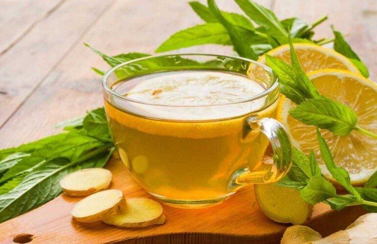 10 лучших рецептов имбирного чая для похудения