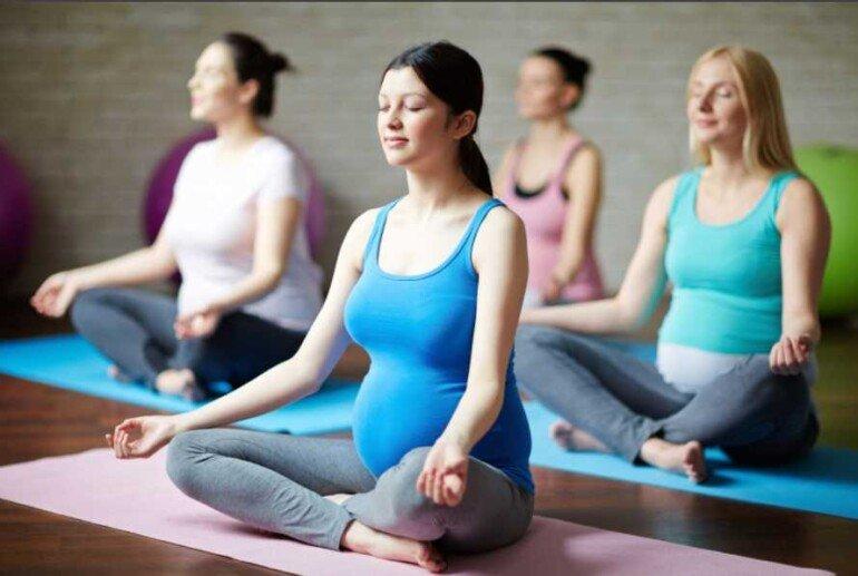 Йога для беременных: 6 лучших и простых упражнений