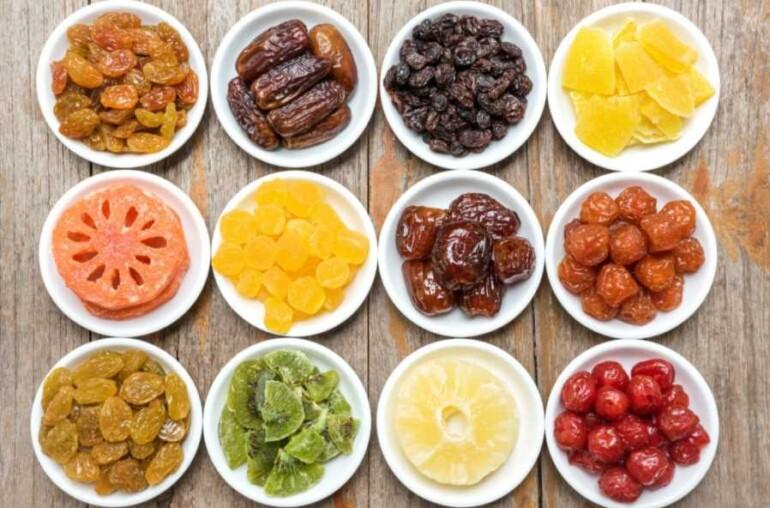 Чем можно заменить сладости на время диеты