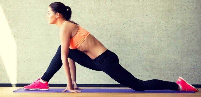 Отличный комплекс упражнений для похудения при типе фигуры «перевернутый треугольник»