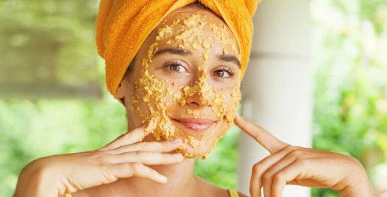 Эффективная омолаживающая маска из меда и моркови