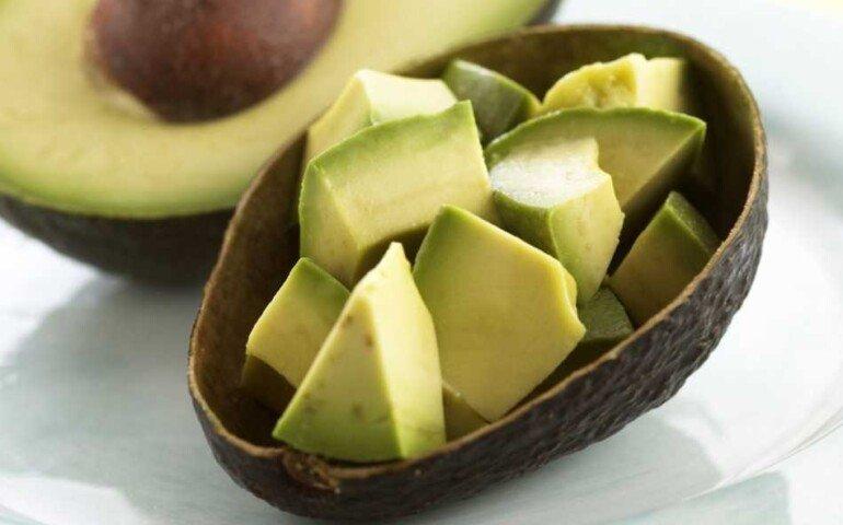 Авокадная диета для тех, кто хочет похудеть в области живота