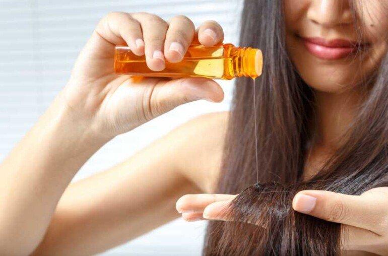 Как правильно пользоваться натуральным маслом для волос