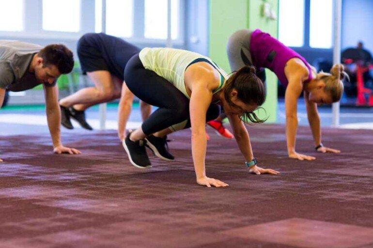 5 эффективных упражнений на все группы мышц для похудения