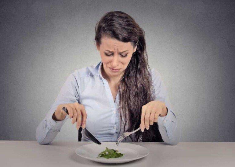 Вред и польза голодания для людей с лишним весом