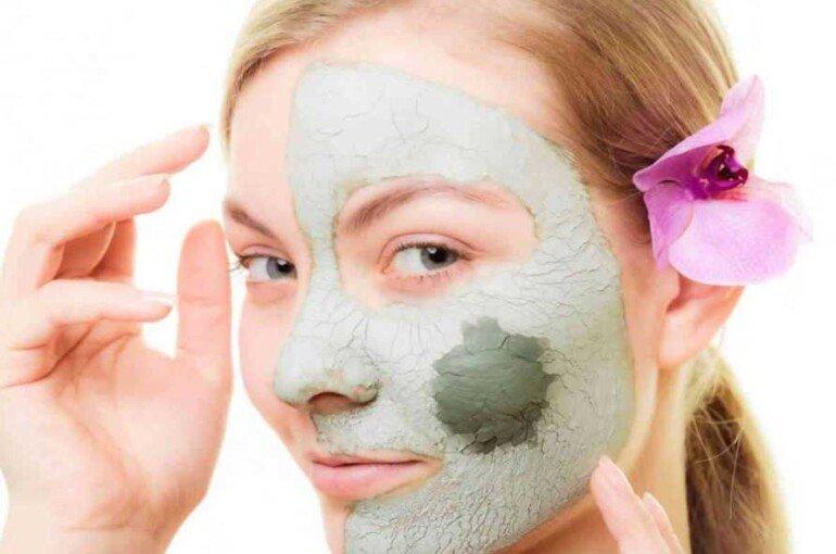 Натуральная маска с эфирным маслом чайного дерева против прыщей
