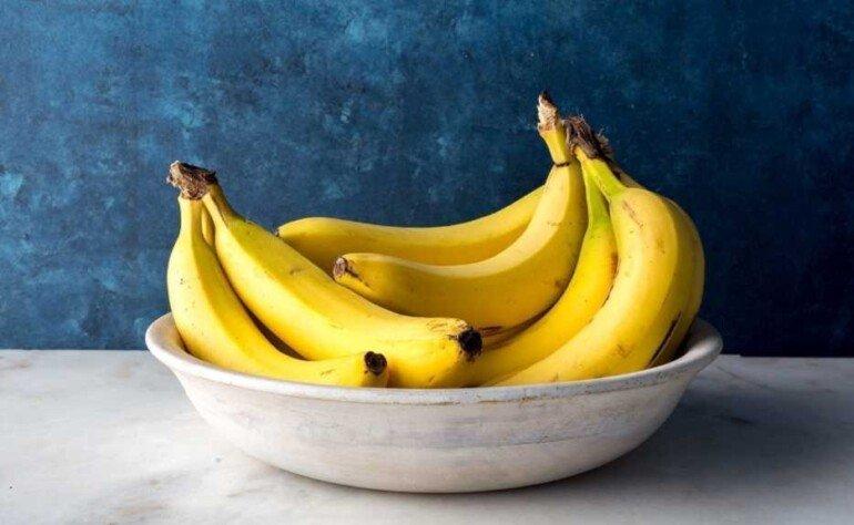 Польза бананов при активном похудении