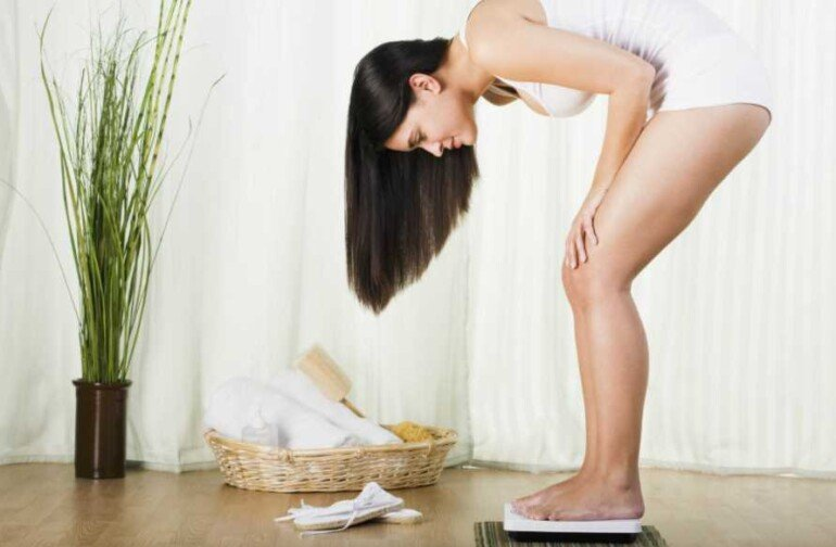 10 причин, почему вес стоит на месте