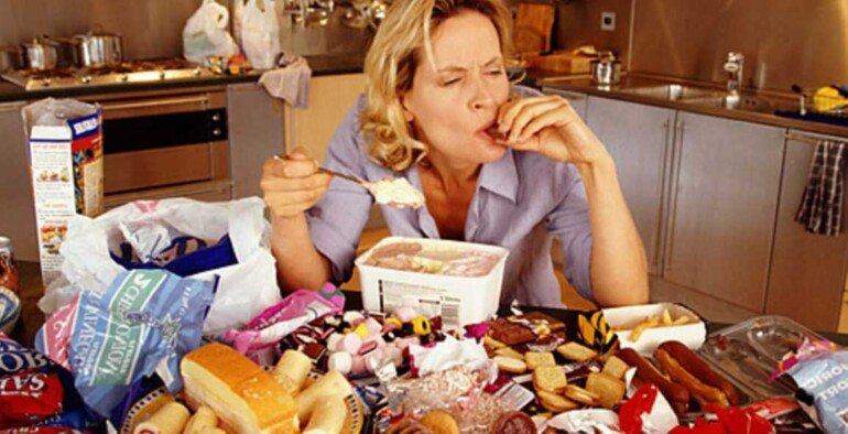 Почему переедание – это психологическая проблема