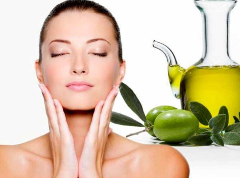 Отличная омолаживающая маска на основе йогурта и оливкового масла
