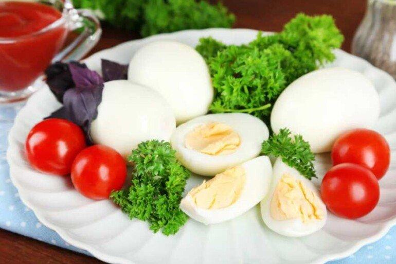 Польза и вред яичной диеты для похудения