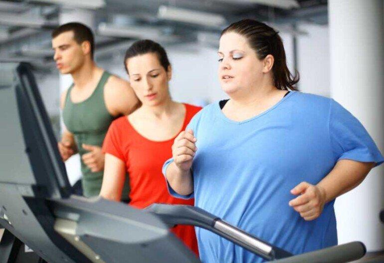 Как тренироваться при сильном ожирении