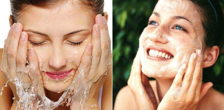 8 ошибок при уходе, которые портят кожу лица