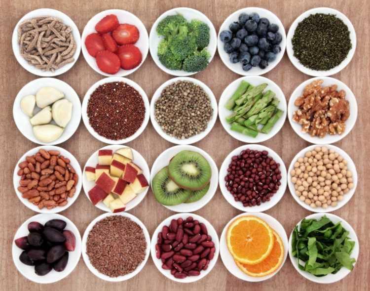 Клетчатка для похудения и в каких продуктах ее больше всего