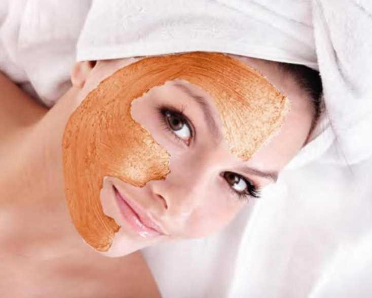 Витаминизированная маска для лица из тыквы для всех типов кожи