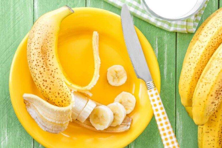 Худеем вкусно и без стресса с помощью банановой диеты