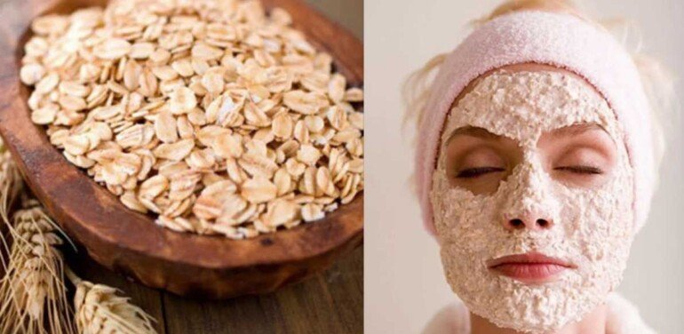 Медова-овсяная маска для жирной кожи, которая успокоит ее и смягчит