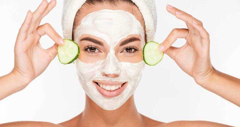 Лучшая тонизирующая маска из огурца, которая подойдет любому типу кожи