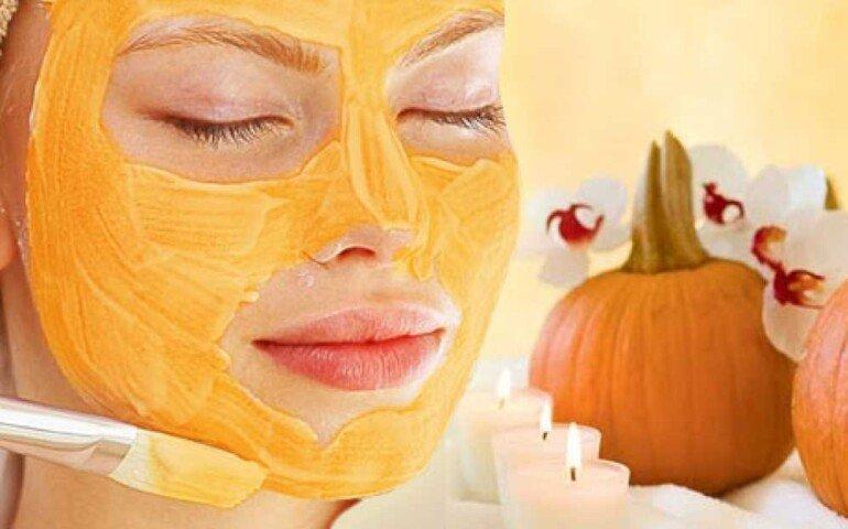 Улучшаем состояние кожи с помощью тыквенной маски 3 лучшие рецепта