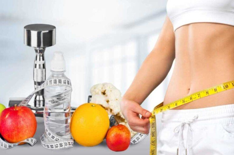 Избавляем от лишнего жира внизу живота: топ 5 лучших диет